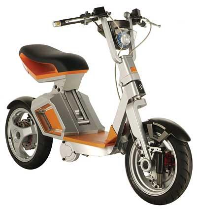 RoboScooter